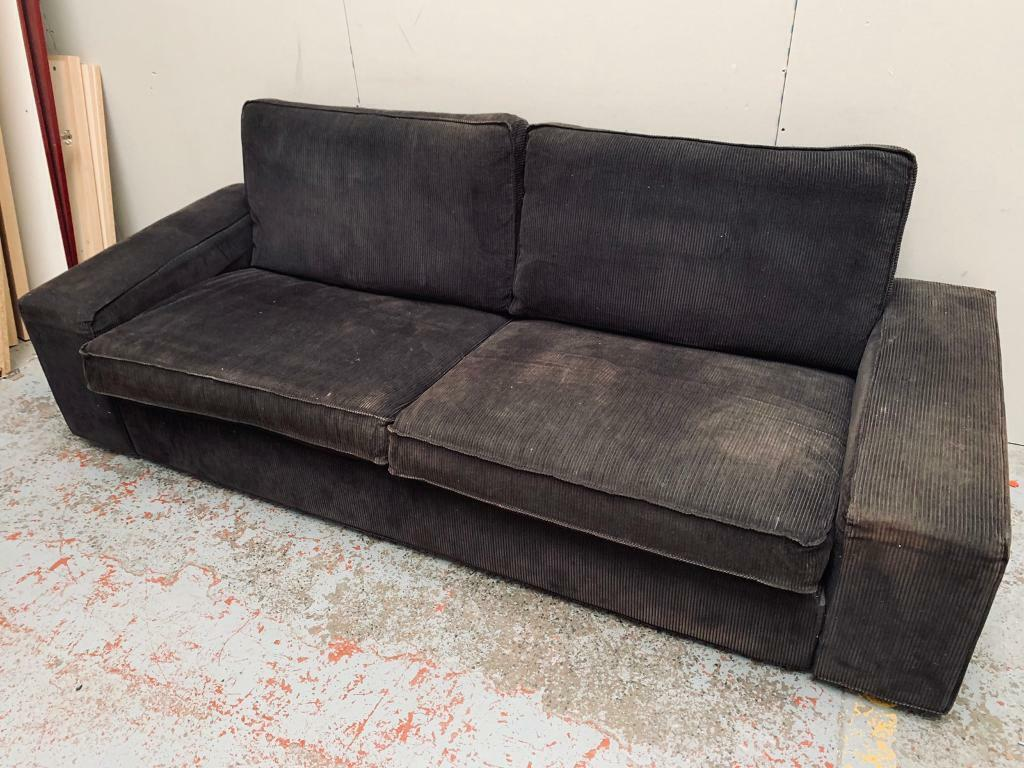 Sofa Gumtree London Ikea Cord Sofa