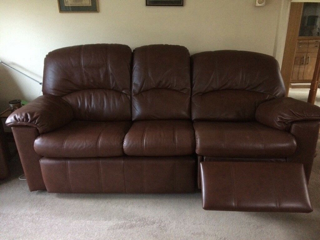Two Seater Recliner Leather Sofa | 2 Seater Recliner Sofa Maelove ...