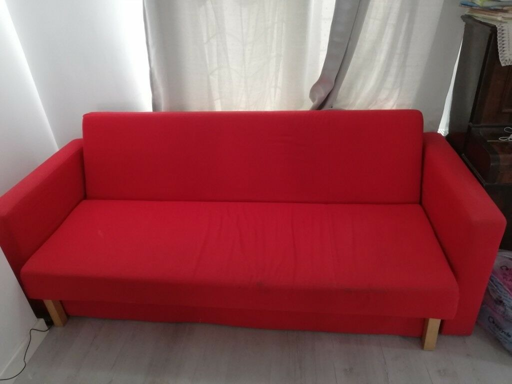 Sofa Gumtree London Red Sofa Bed For Sale