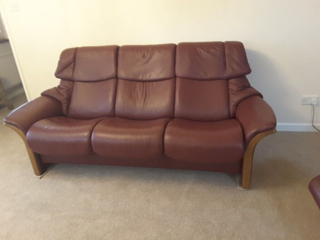 Stressless Furniture Market Harborough Stressless Leather Sofas