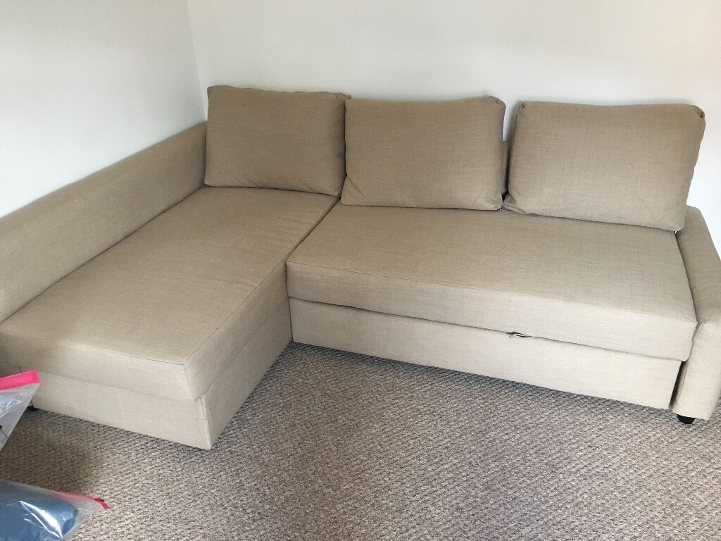 Ikea Double Sofa Bed With Storage In Sherwood