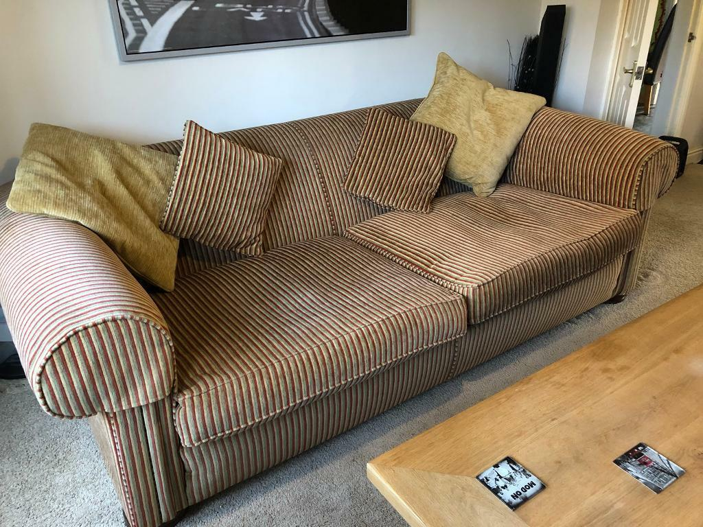 Big Sofa Maximus Elegant Large Duresta Maximus 3 Seat Sofa In Excellent