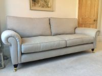 Laura Ashley Sofas Laura Ashley Kingston Sofa Dove Grey ...