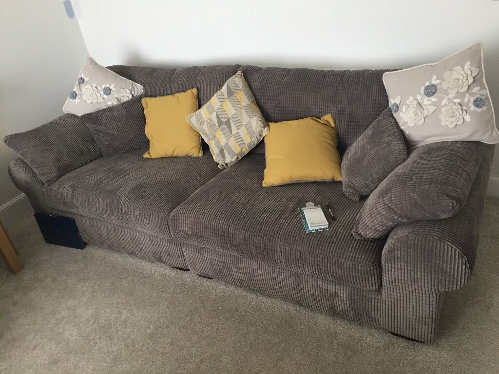 Sofas For Sale West Lothian Scs 2 Seater And 4 Seater Sofas | In Broxburn, West