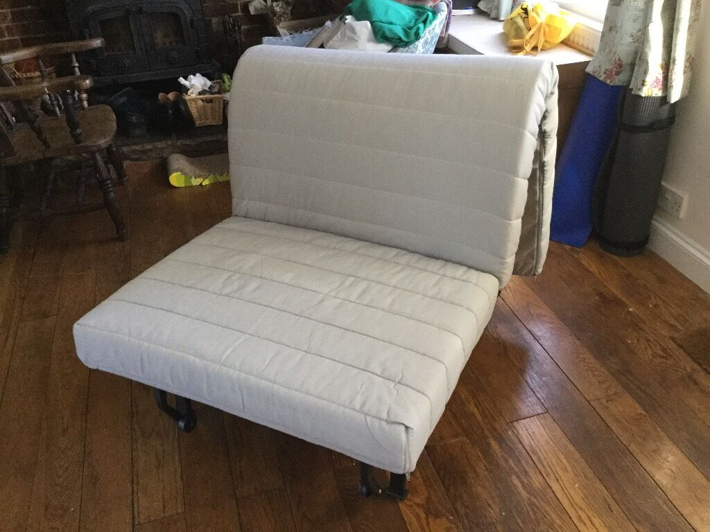Ikea Bettsessel Murbo Ikea Lycksele Murbo Chair Bed As Good As New In