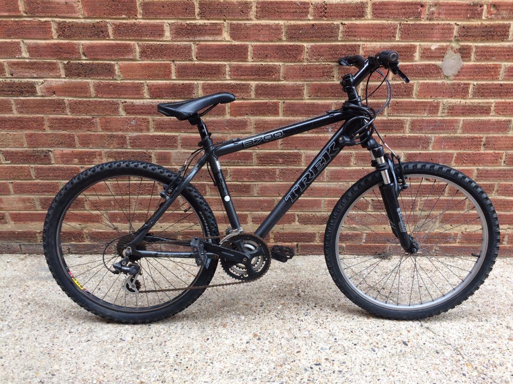 Trek 3700 Mountain Bike Alpha Custom Aluminum Lightweight