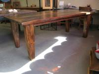 Reclaimed Wood Harvest Tables & More | Dining Tables ...