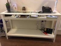IKEA LIATORP White console table. Good conditions | in ...