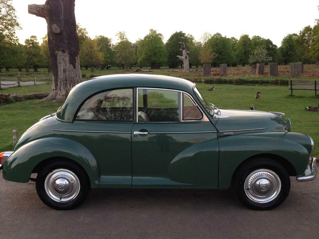 Morris Minor 1000 2 Door 1968 Price Reduced To Sell In