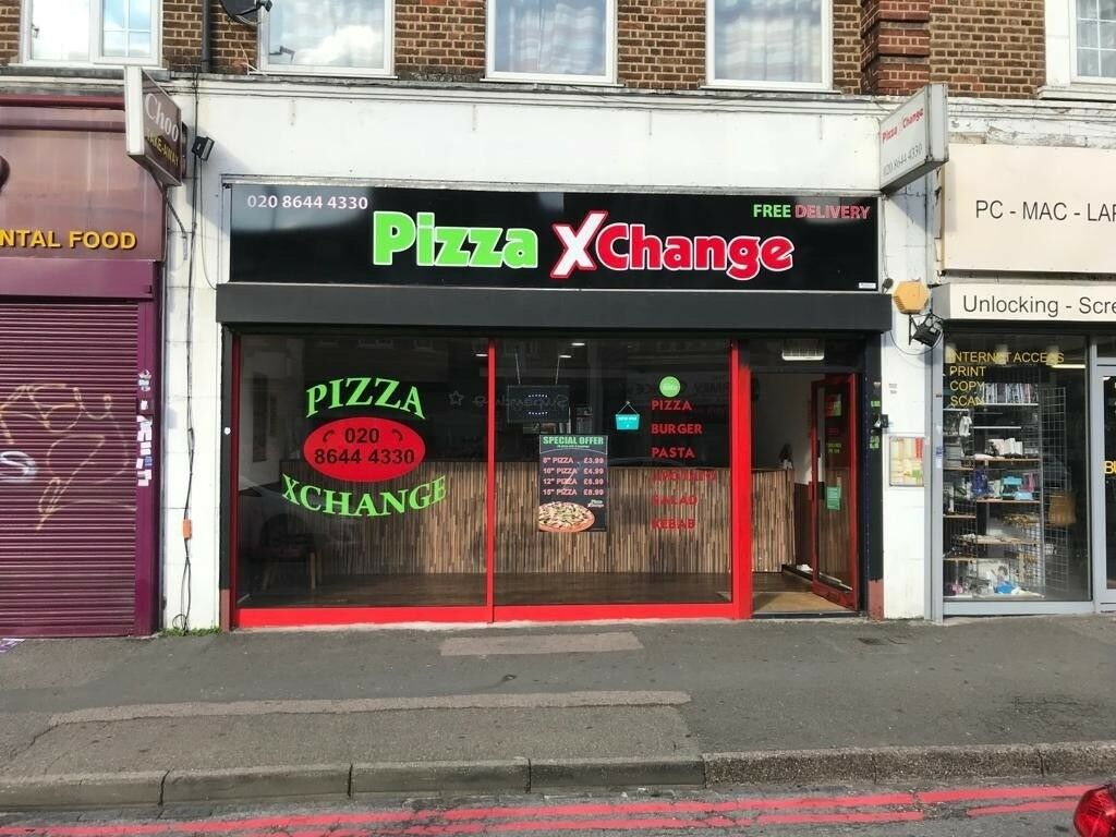 Large Mirrors Gumtree London Very Large Pizza Shop For Sale In Sutton Low Rent And
