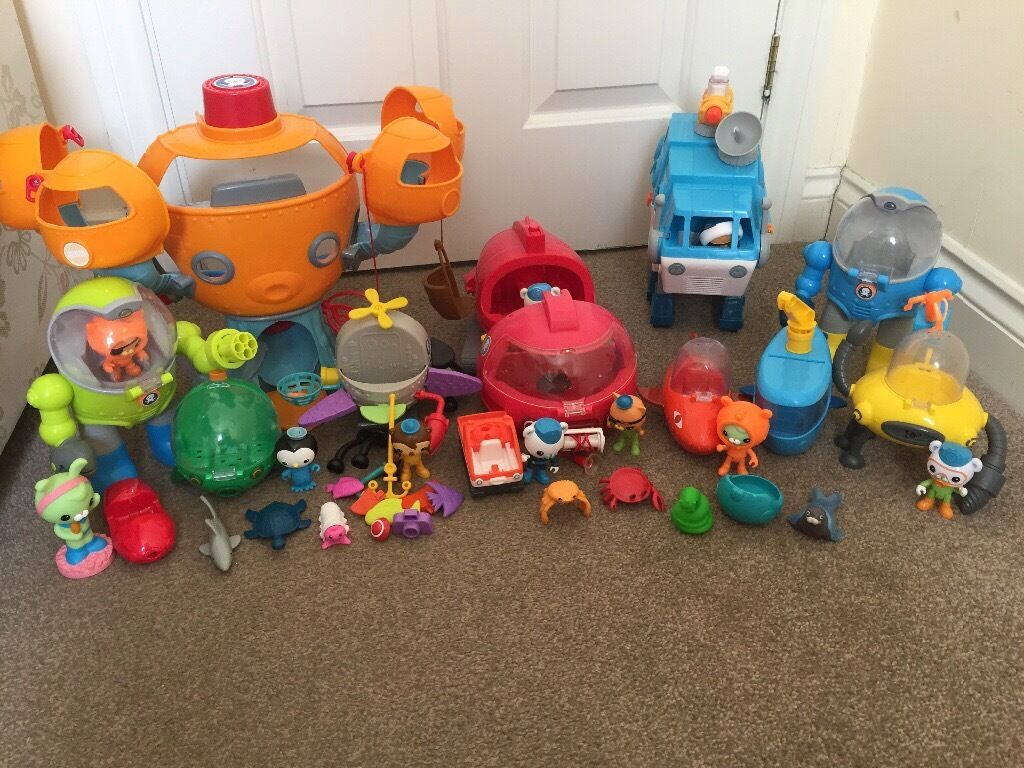 Baby Toys Sale For Sale Large Collection Of Octonaut Toys In Nuneaton