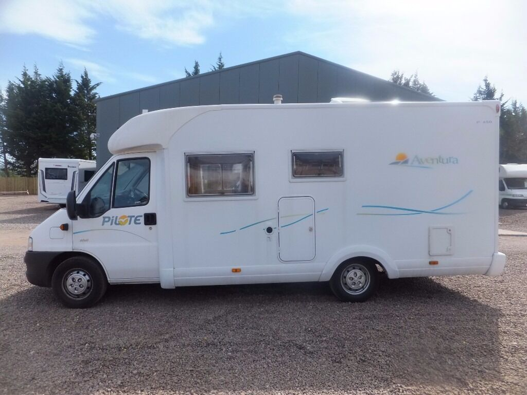 Gumtree Bed Perth Pilote Adventura P650 Fixed Bed Motorhome For Sale In