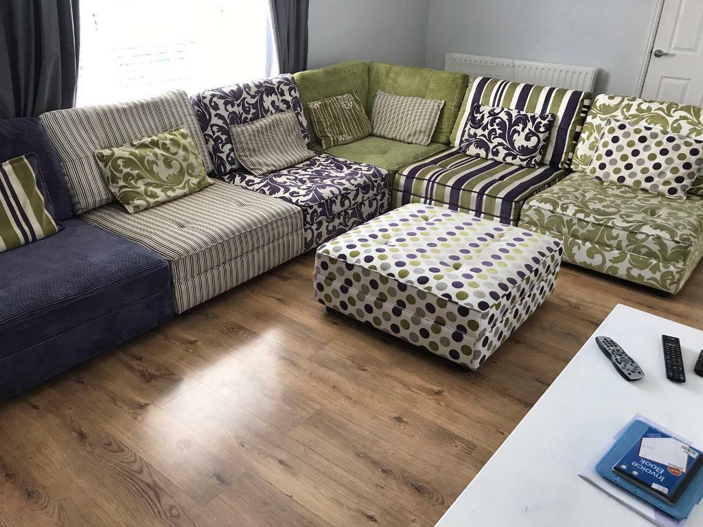 Sofa For Sale Portsmouth Gumtree For Sale - Dfs A La Mode Corner Sofa | In Portsmouth