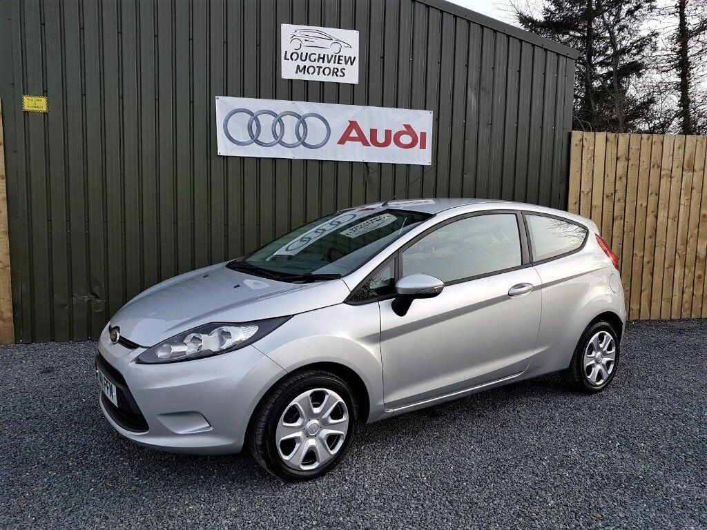 Ford Fiesta New Model 2011 Ford Fiesta Edge 1 2 Petrol New Model 3 Door