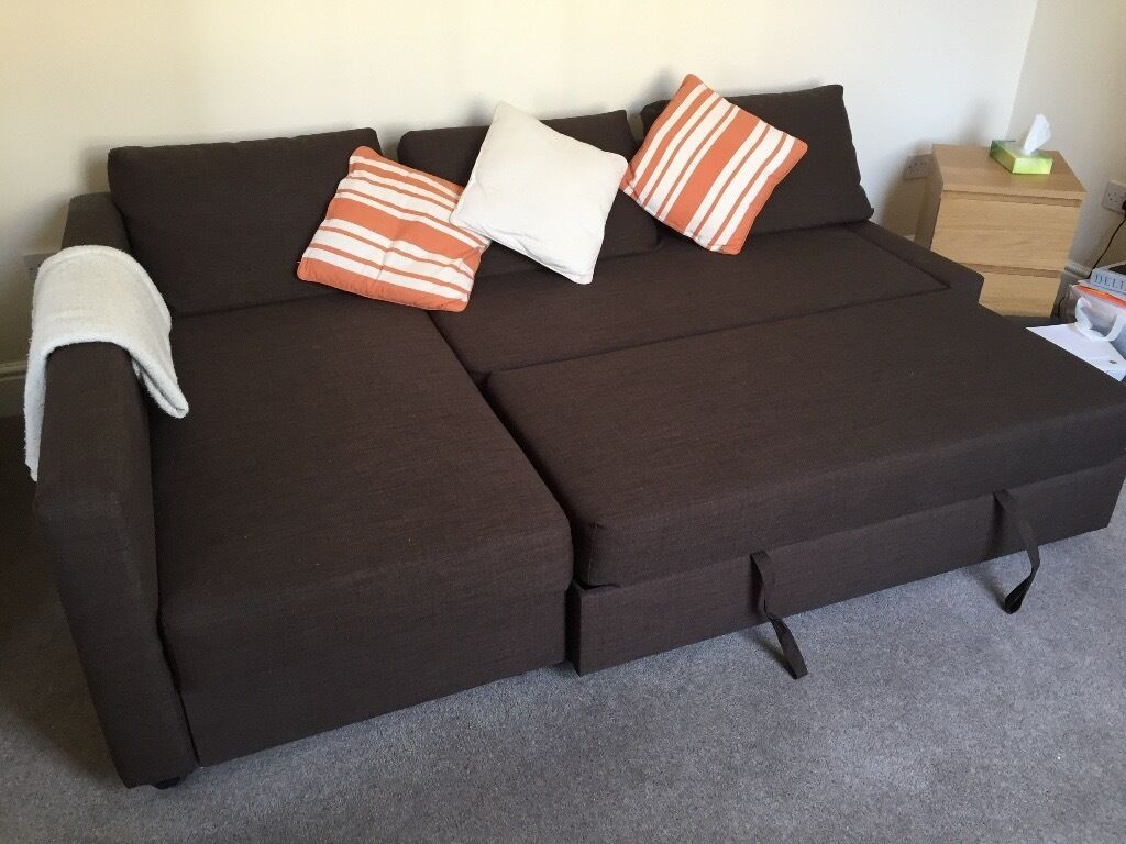 Ikea Sofa Bed Friheten In Bath Somerset Gumtree