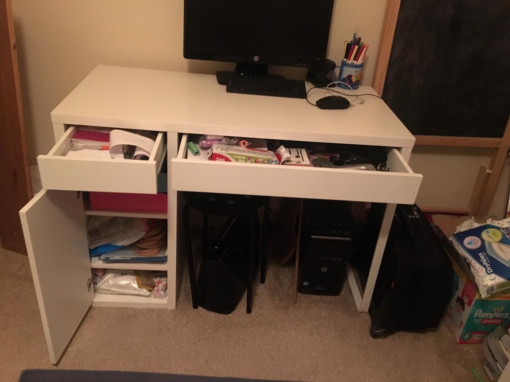 Bureau ikea micke mikael desk ikea hostgarcia