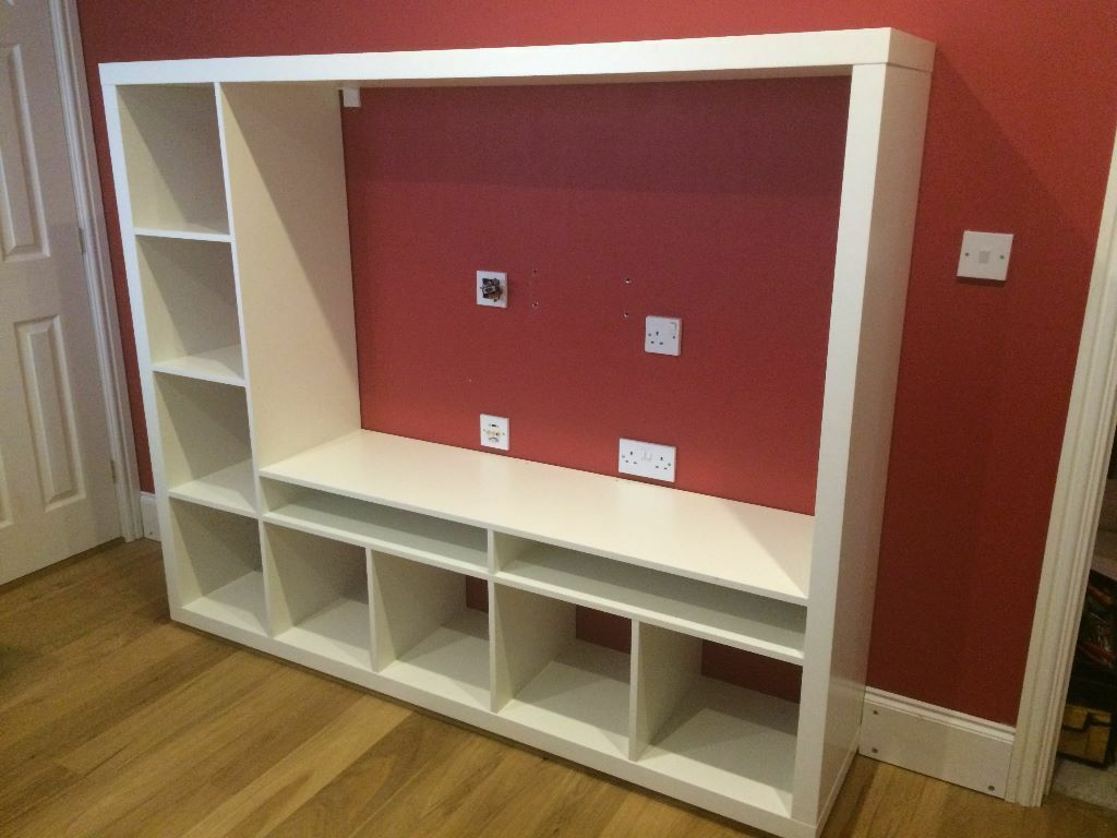Ikea Lappland Ikea Lappland Tv Storage Unit And Shelving White | In
