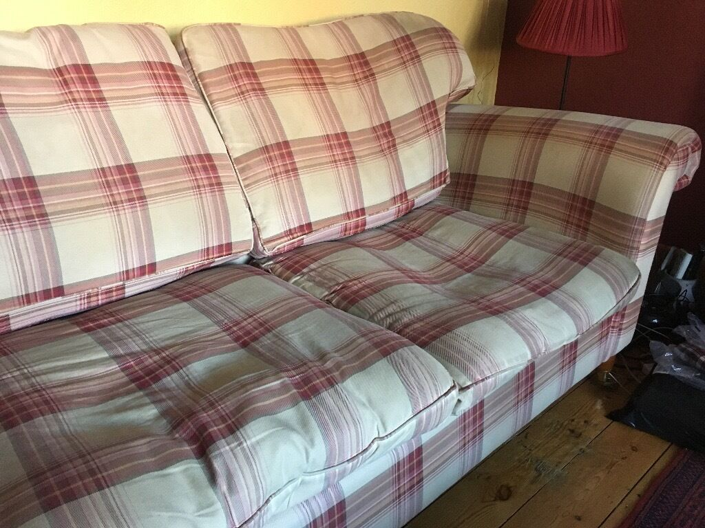 Sofas For Sale Gumtree Dorset Free Laura Ashley Mortimer 2 Seater Sofa In Highland Check