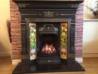 Victorian style Fireplace and Gas fire | in Swinton ...