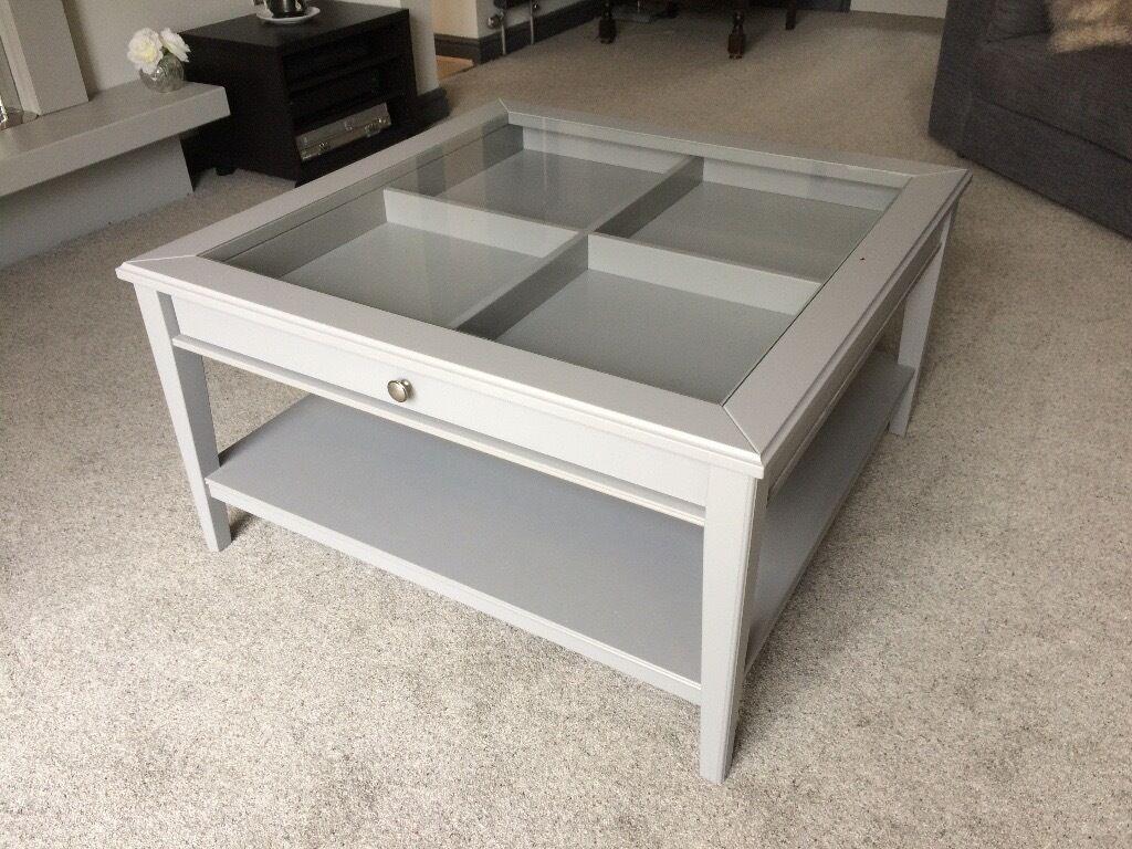Ikea Liatorp Esstisch Liatorp Storage Combination White 276x214 Cm