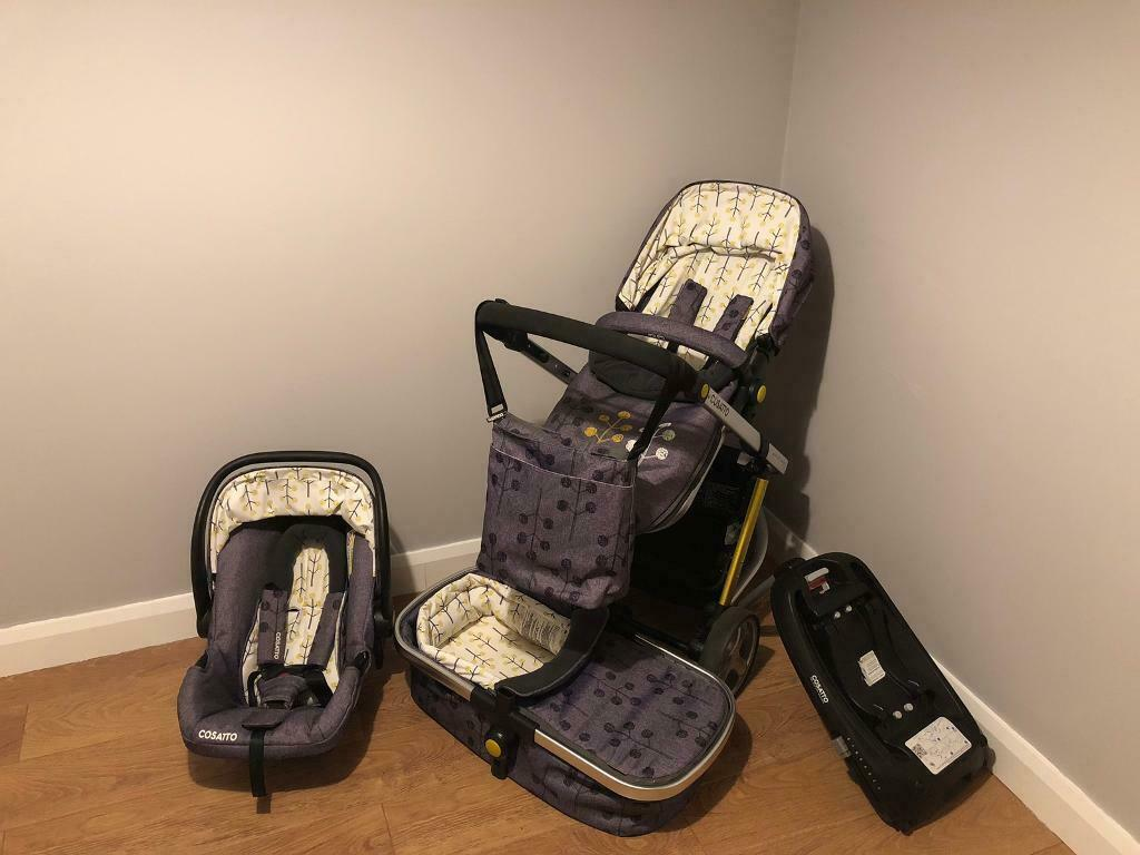 Oyster Double Pram Mothercare Cosatto Pram In Newtownabbey County Antrim Gumtree