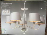 NEXT 5 light Knightsbridge ceiling light X 2 - NEW | in ...