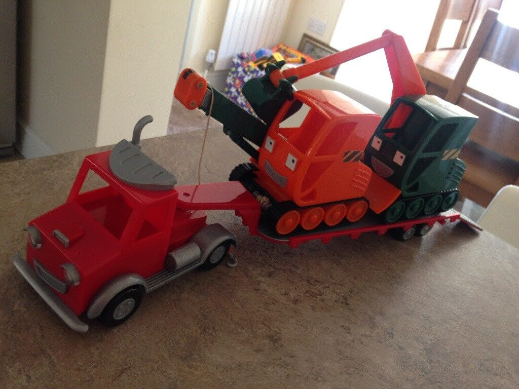 Baby Pram Glasgow Bob The Builder Gripper And Grabber In Wotton Under
