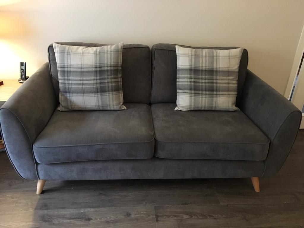 Sofas For Sale West Lothian Dfs Aurora 3 Seater & 2 Seater Sofas - Excellent Condition