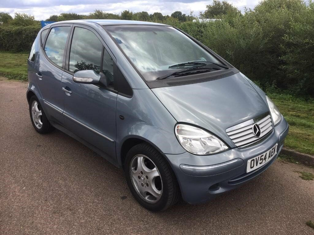Mercedes A160 2004 54 Mercedes Benz A160 Avantgarde 1 6 Excellent