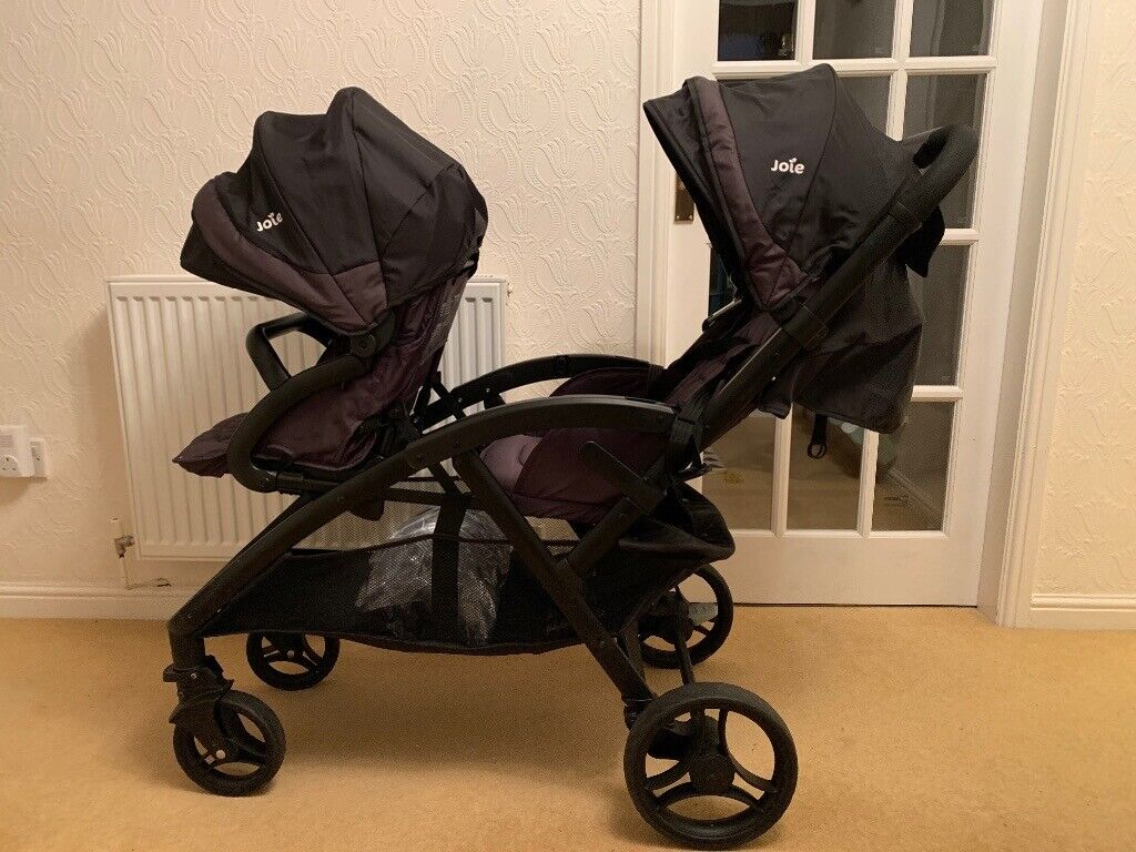 Egg Pram Too Small Joie Evalite Duo Tandem Stroller In Lichfield