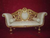 Royal Wedding Sofa Set - Gold Leaf - Asian Wedding ...