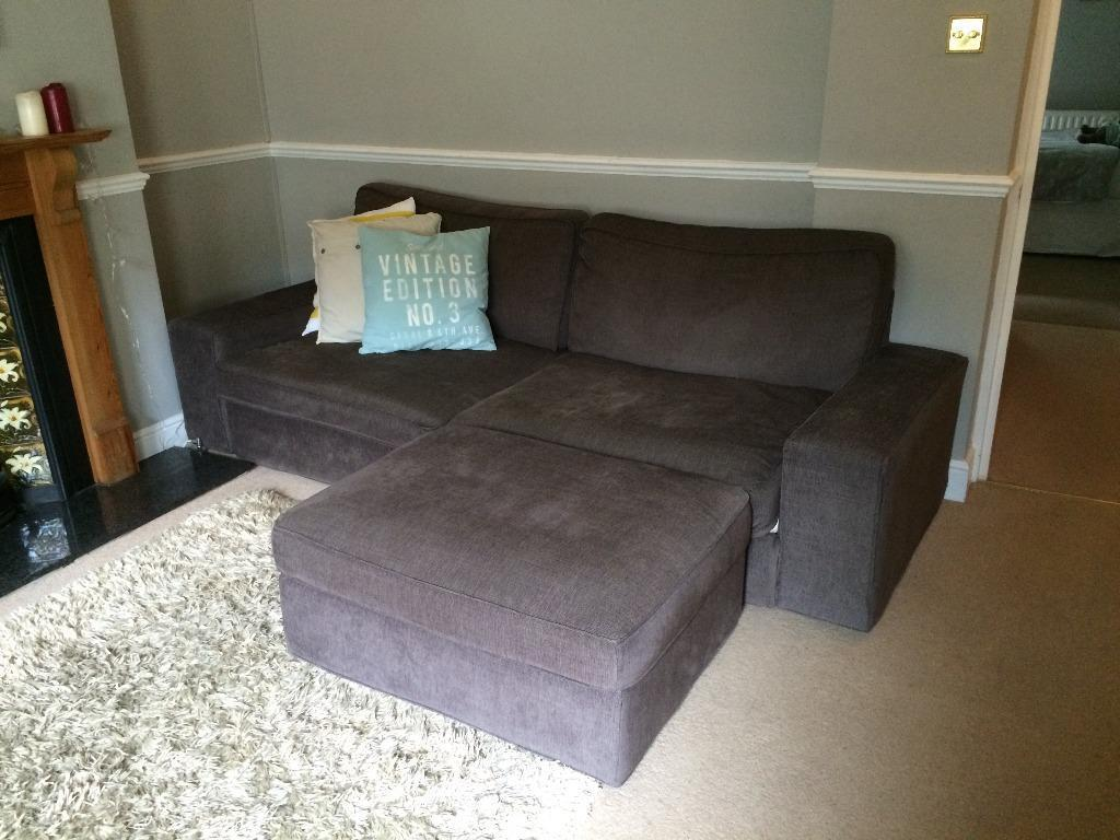 Kivik Sofa Bed Ikea Kivik 3 Seat Sofa Bed 43futton In Forest Hill London