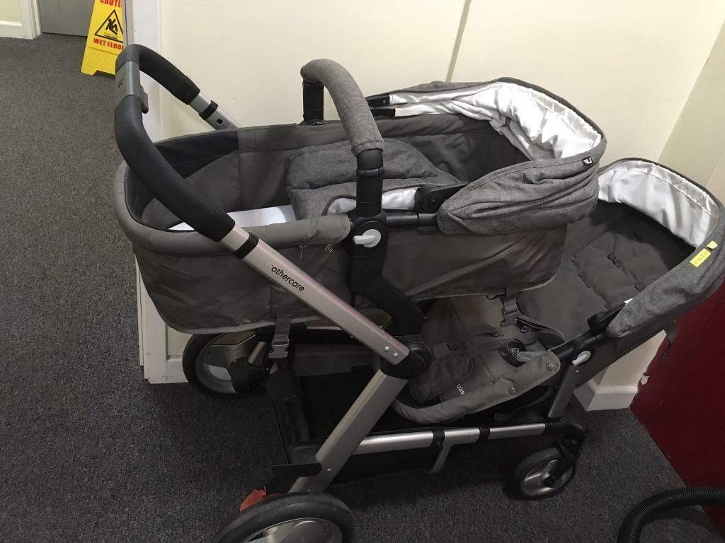 Egg Pram Mothercare Mothercare Genie Double Pram In Bristol Gumtree