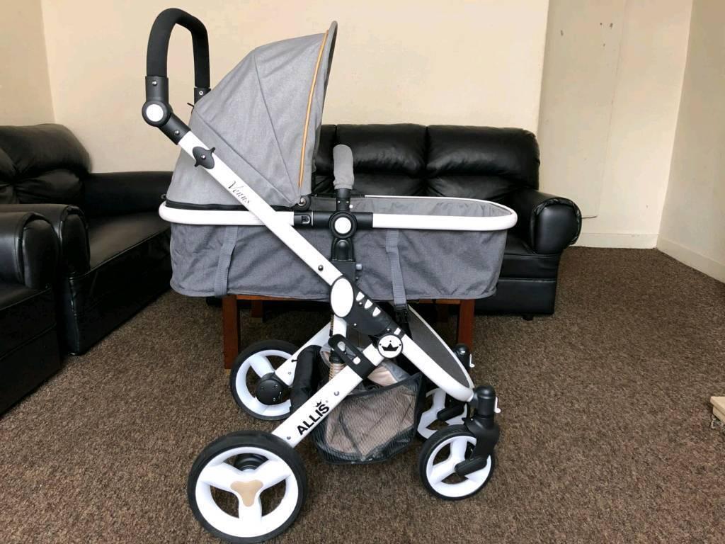 Allis 2 In 1 Venus Baby Pushchair New In Keighley West