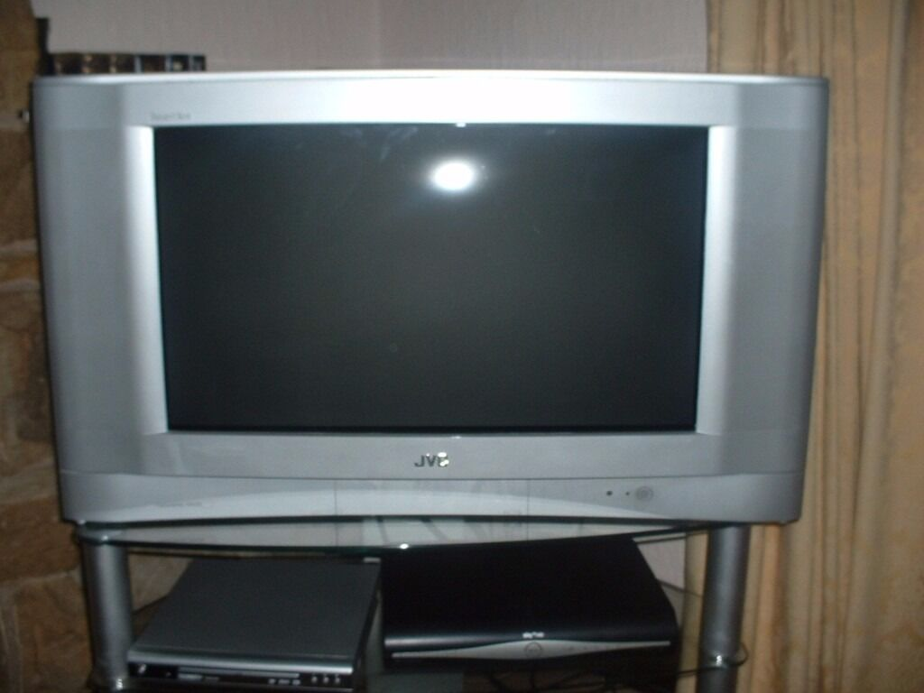 Jvc Tv Jvc 26 Quot Tv With Remote Control Working Condition Old