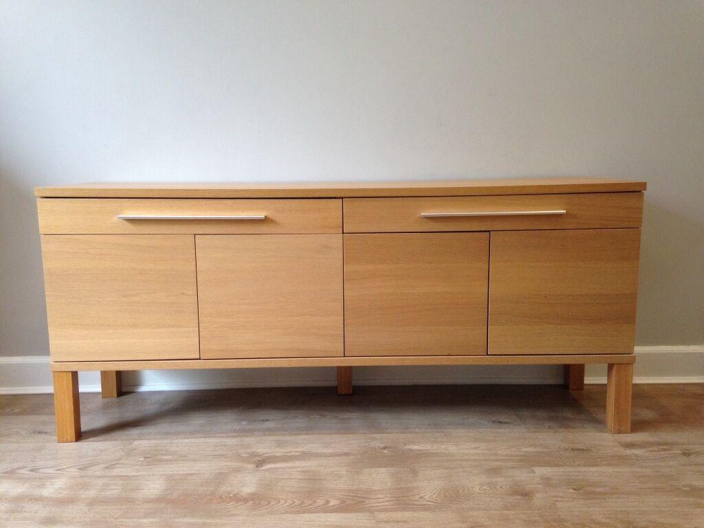 Ikea Bjursta Credenza : Ikéa buffet ikea bas frais meuble tv blanc laqu beau