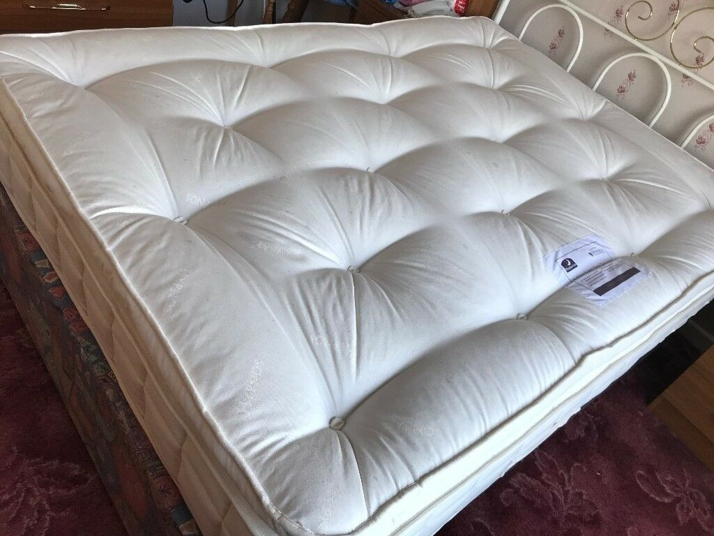 Premier Inn Hypnos Mattress Premier Inn Hypnos Double Mattress 135x190 New Other 4 39 6
