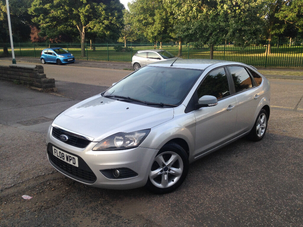 Ford Fiesta 1.6 Tdci Engine Problems Automatic Ford Focus 2008 Facelift Model Long Mot