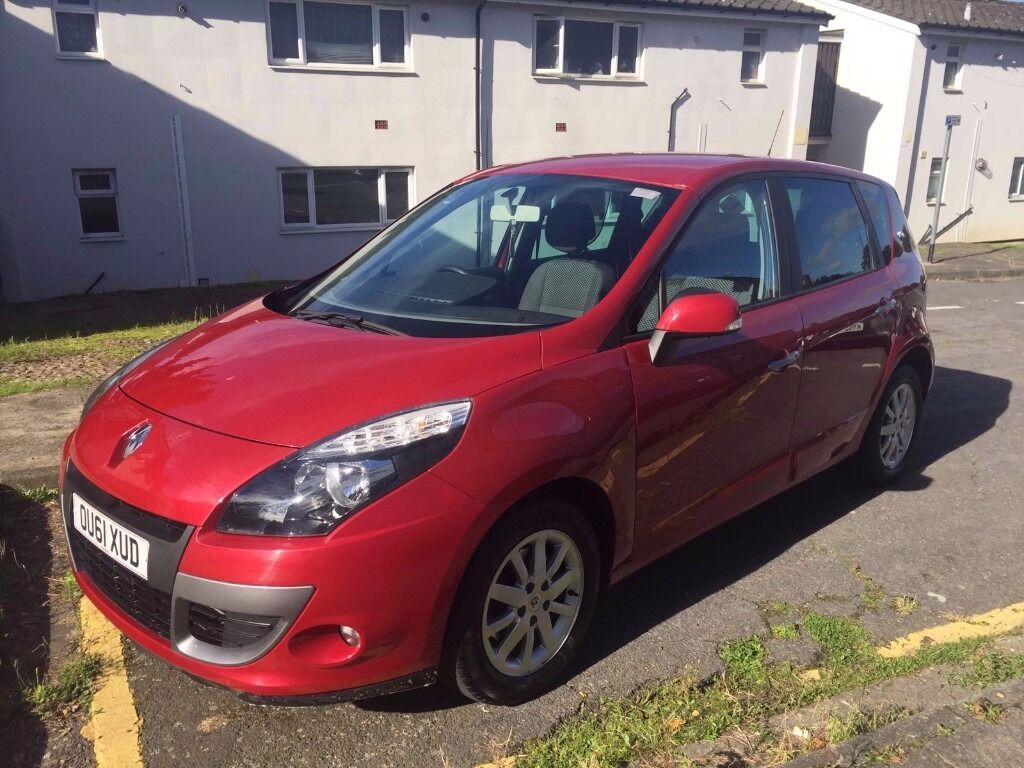 Renault Scenic 2011 2011 Renault Scenic Dci 6 Speed Manual I Music In