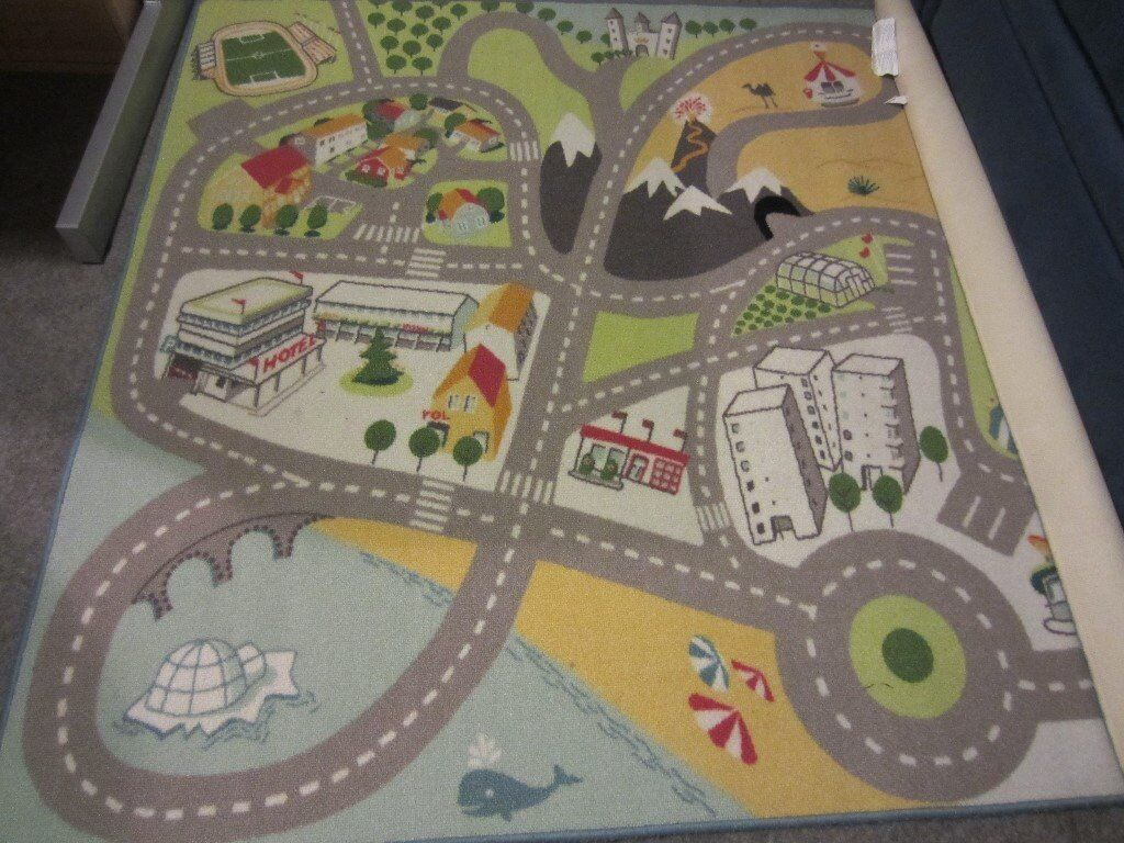 Rugs Newcastle Ikea Childrens Road Mat Rug In Newcastle Tyne And