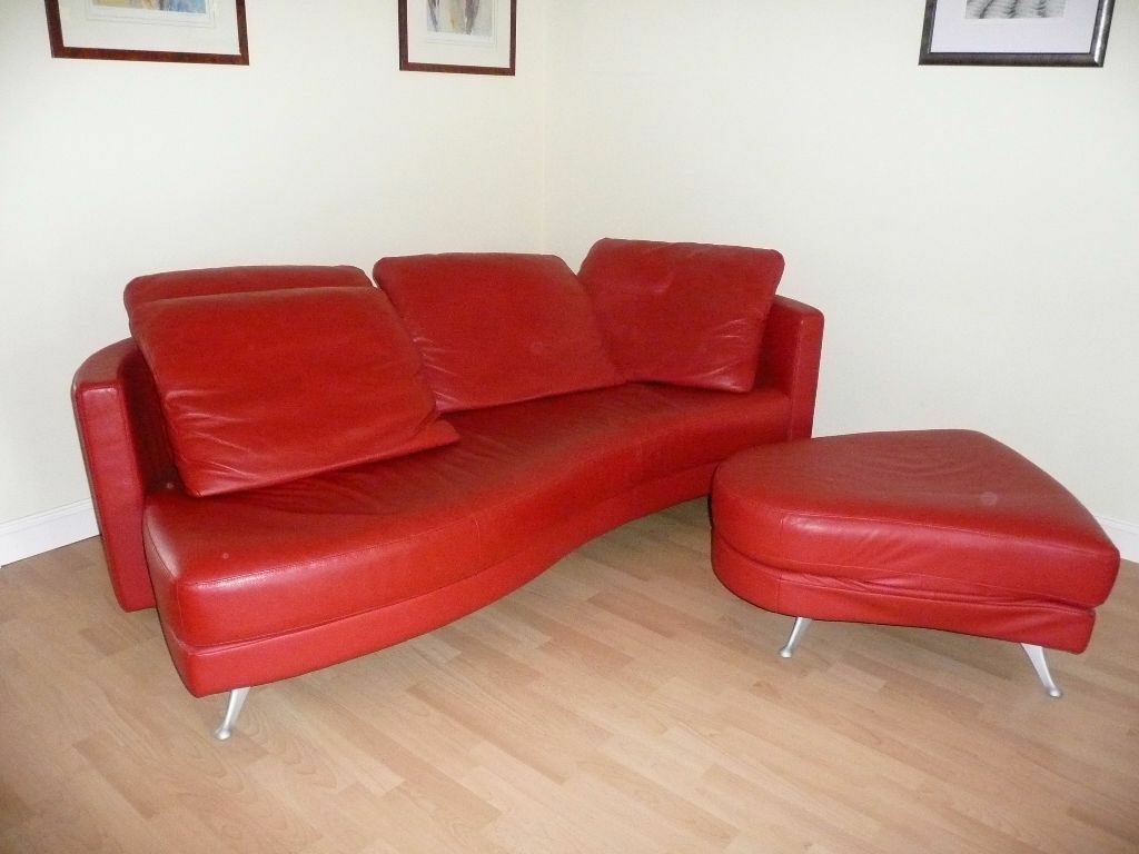 Rolf Benz Sofa 6600 Rolf Benz 2500 Sofa And Footstool In Waterloo London