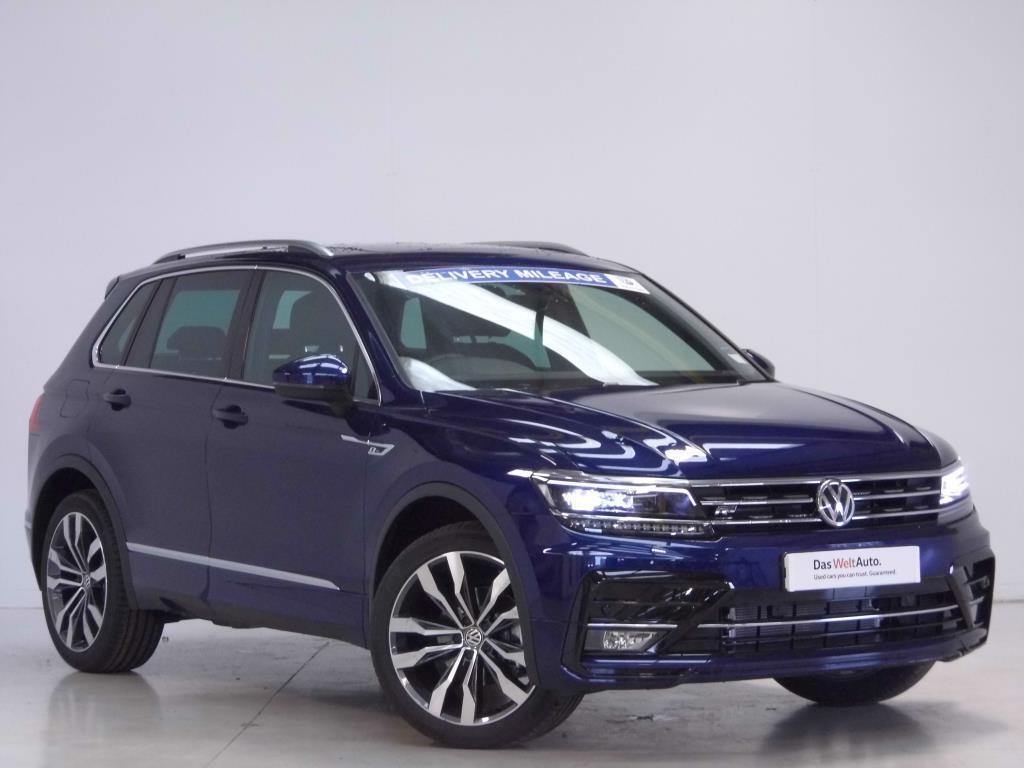 Volkswagen Tiguan R Line Tdi Bluemotion Technology Dsg