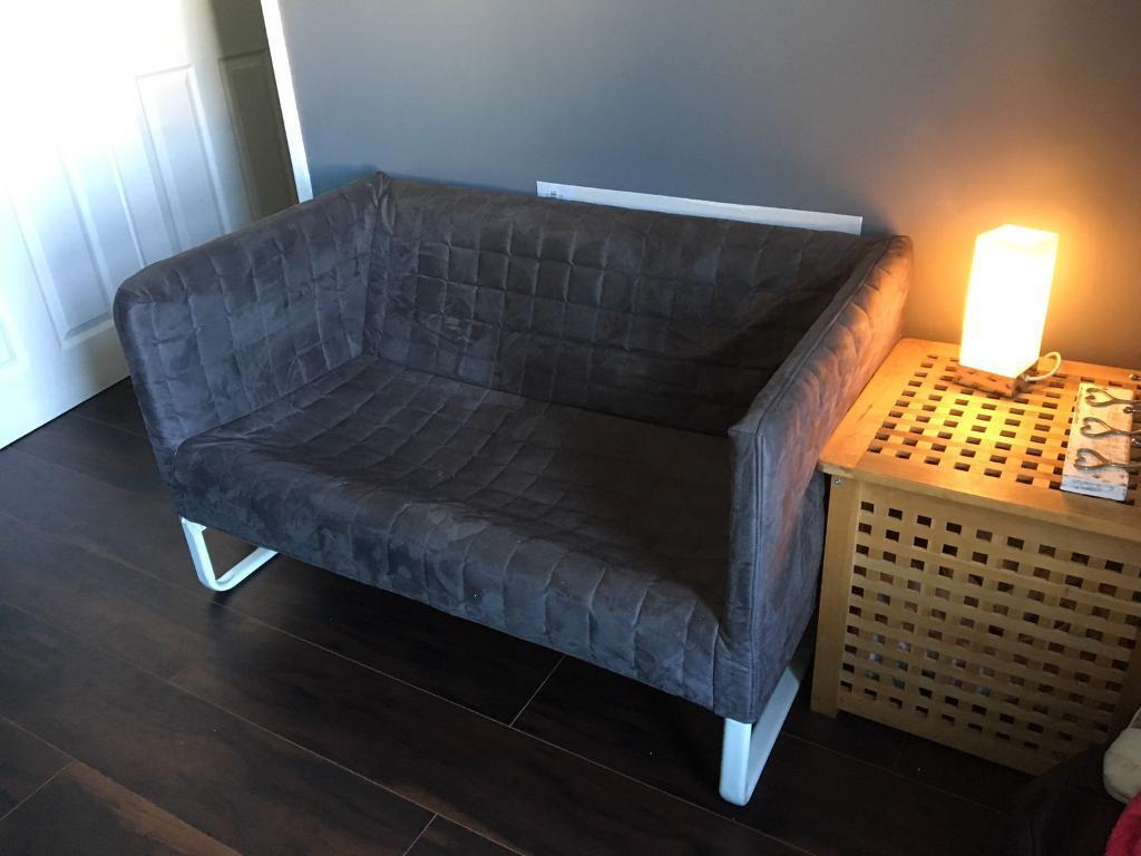 Ikea Knopparp Sofa Reduced Ikea Knopparp Sofa In Splott Cardiff Gumtree