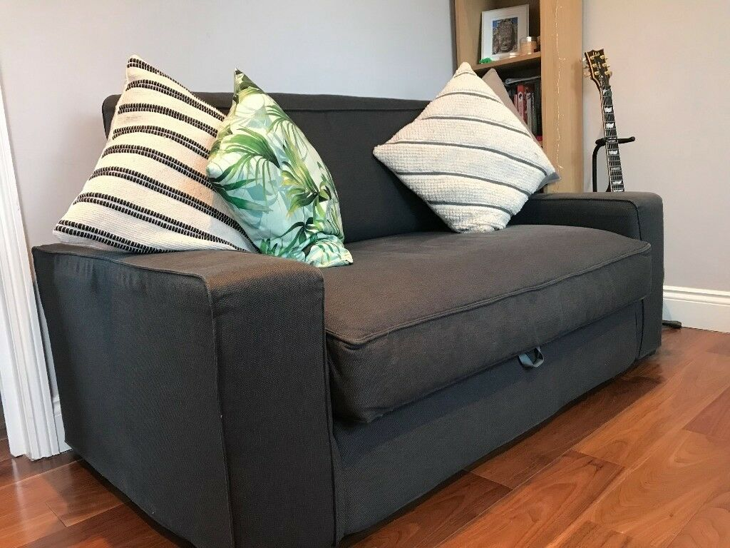 Ikea Vilasund Sofa Bed Must Go Open To Offers Ikea Vilasund Double Sofa Bed