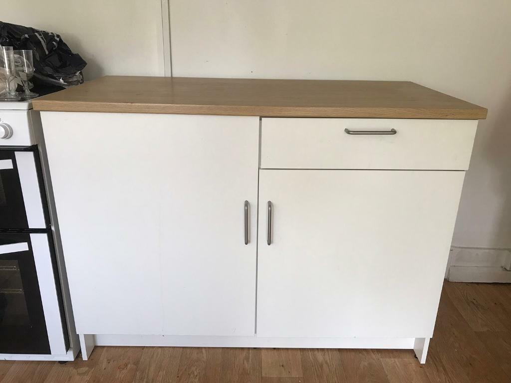 Second Hand Kitchen Island Ikea Knoxhult Kitchen Base Cabinets (2 Available) | In