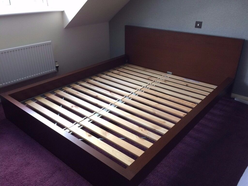 King Single Bed Ikea Malm Ikea Bed Frame House Beautiful House Beautiful