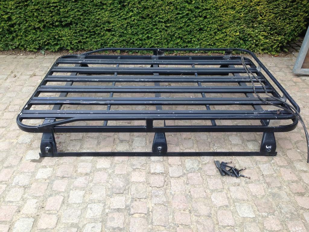 Hannibal Roof Rack For Land Rover Defender 90 In