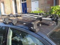 Ford Focus Mk1 3dr - Thule Roof Rack + Bike Rack | in ...