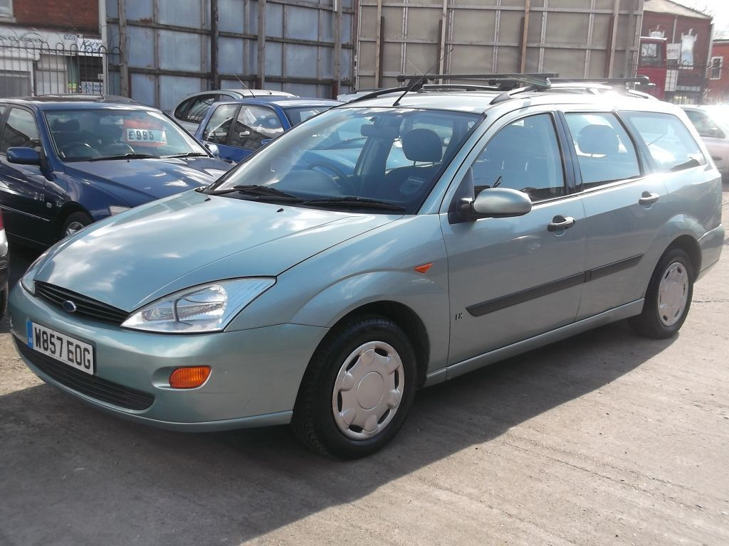 Buy A Ford Focus Ford Focus Estate For Sale Buy A Used Focus Estate At