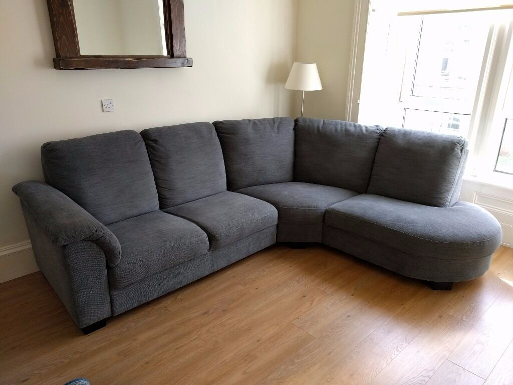 Corner Couch Ikea Tidafors Corner Sofa Couch In Southside Glasgow